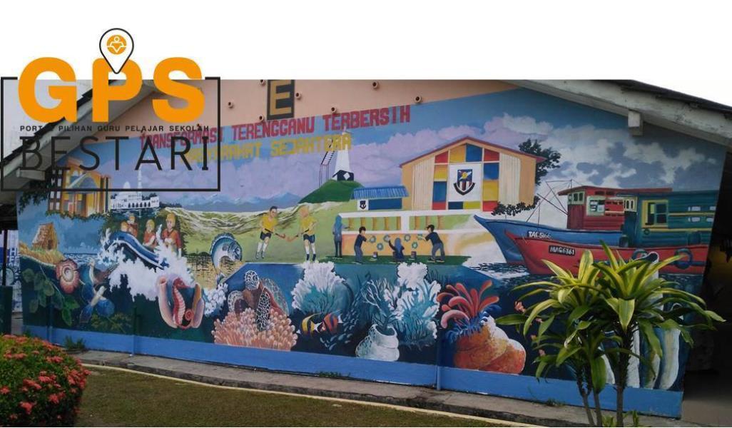 Smk Padang Midin Mural Paling Kreatif